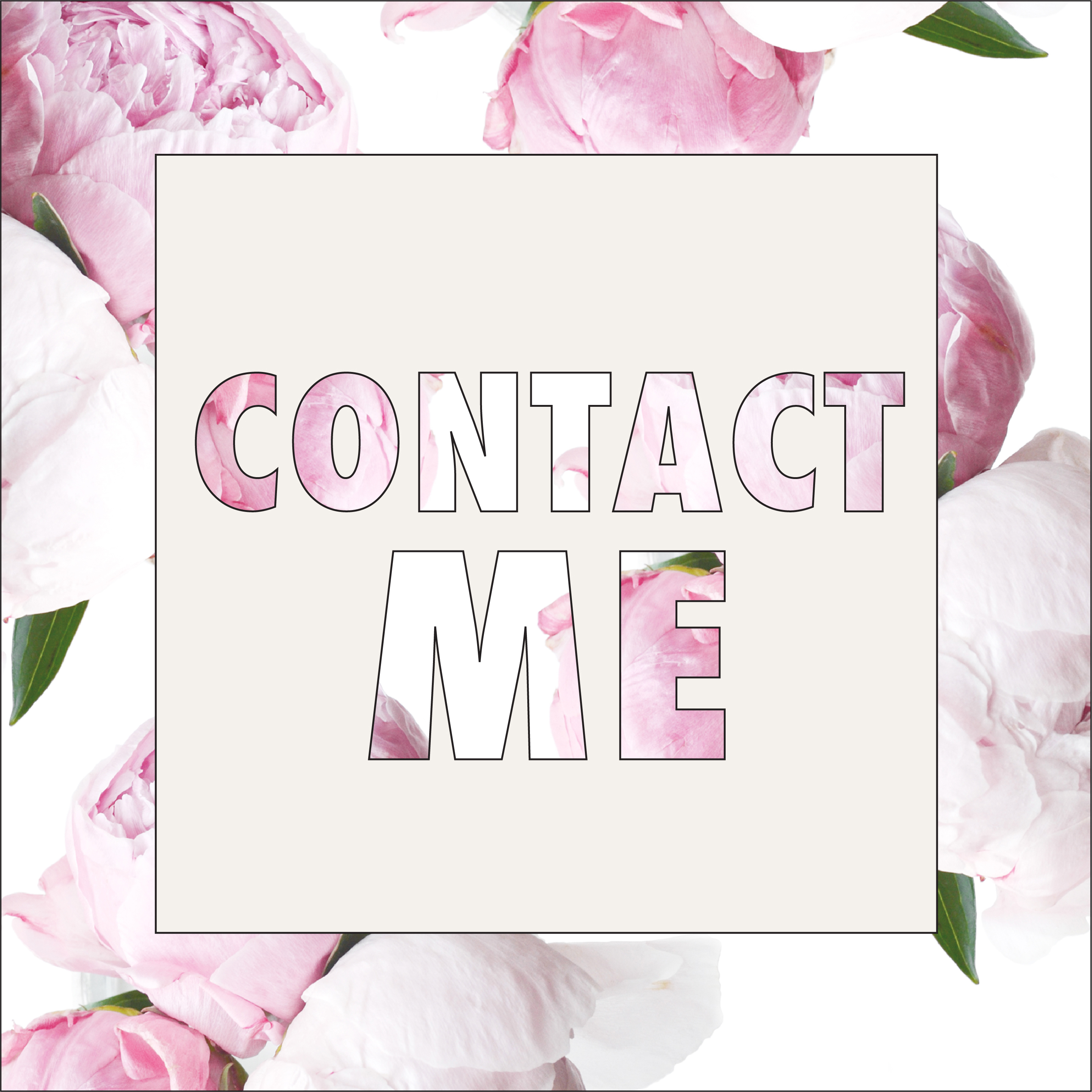 Bouton Contact me