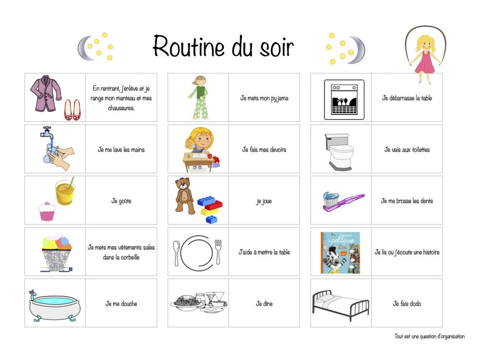 routine-fille