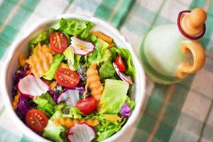 idées de repas, salade, menus
